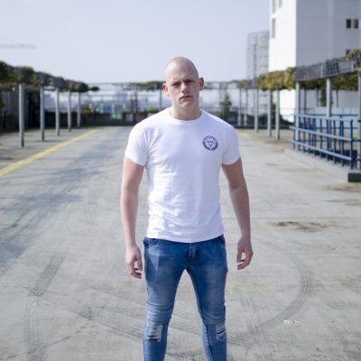Run The Trap shirt - White